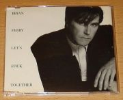 Ferry, Bryan - Let's Stick Together '88 (UK CD Maxi Single)