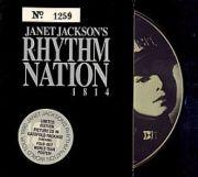 Jackson, Janet - Rhythm Nation 1814 (CD Picture Album)
