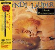Lauper, Cyndi - True Colors (Japan CD Album + OBI)