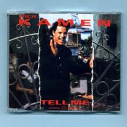 Kamen, Nick - Tell Me (3 CD Maxi Single)
