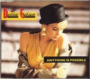 Gibson, Debbie - Anything Is Possible (CD Maxi Single)