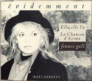 Gall, France - Évidemment (3 CD Maxi Single)