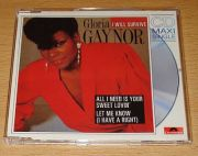 Gaynor, Gloria - I Will Survive (CD Maxi Single)