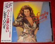 Lady Lily - Get Out Of My Life (Japan CD Album + OBI)