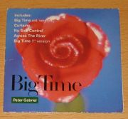 Gabriel, Peter - Big Time (UK CD Maxi Single)