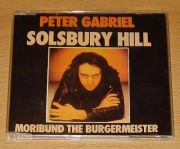 Gabriel, Peter - Solsbury Hill (UK CD Maxi Single)