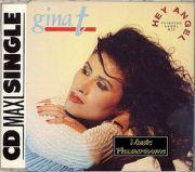 T., Gina - Hey Angel (CD Maxi Single)