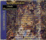 Talking Heads - Blind (UK CD Maxi Single)