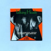 Talking Heads - Love Goes To A Building On Fire (3 CD Maxi)