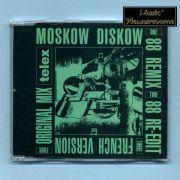 Telex - Moskow Diskow (CD Maxi Single)