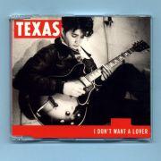 Texas - I Dont Want A Lover (CD Maxi Single)