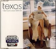 Texas - I Dont Want A Lover 2001 (CD Maxi Single)