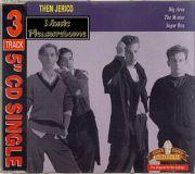 Then Jerico - Big Area (UK CD Maxi Single)