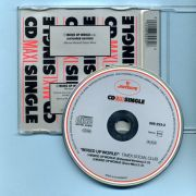 Timex Social Club (PWL) - Mixed Up World (CD Maxi Single)