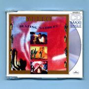 YELLO - Blazing Saddles (CD Maxi Single)