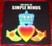 Simple Minds - The Best Of (UK CD Album)