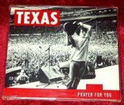 Texas - Prayer For You (UK CD Maxi Single)