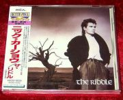 Kershaw, Nik - The Riddle (Japan CD Album + OBI) - NEU!