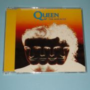 Queen - The Miracle (UK CD Maxi Single)