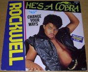 Rockwell - Hes A Cobra (12 Maxi Single)