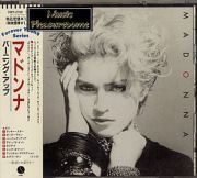 Madonna - Madonna / 1st Album (Japan CD Album + OBI)