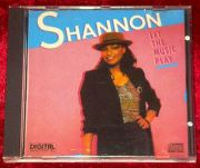 Shannon - Let The Music Play (Japan CD Album)