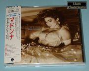 Madonna - Like A Virgin (Japan CD Album + OBI)