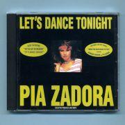 Zadora, Pia - Lets Dance Tonight (CD Album)