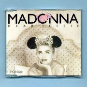 Madonna - Dear Jessie (CD Maxi Single) - ex