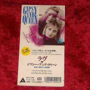 Gipsy And Queen - Love (Japan 3 CD Maxi Single)