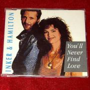Inker & Hamilton - Youll Never Find Love (CD Maxi Single)