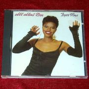 Sims, Joyce - All About Love (CD Album)