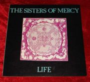 Sisters Of Mercy, The - Life (Buch + 3 CD Maxi Single)