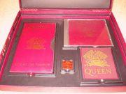 Queen - Box Of Tricks (CD / VHS Sammler Box Set)