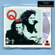 Q. - Moving Sensitive (CD Maxi Single)