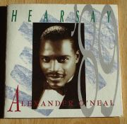ONeal, Alexander - Hearsay 89 (3 CD Maxi Single)