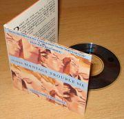 10.000 Maniacs - Trouble Me (3 CD Maxi Single)