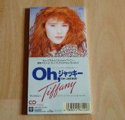 Tiffany - Oh, Oh Jackie (Japan 3 CD Single)