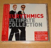 Eurythmics - Ultimate Collection (Japan CD Album + OBI)