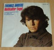 Anders, Thomas (Bohlen) - Heißkalter Engel (7 Vinyl Single)