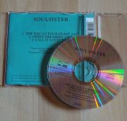 Soulsister - The Way To Your Heart (CD Maxi Single)