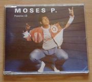 P., Moses - A Little Bit Of Soul (CD Maxi Single)