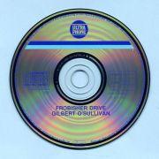 OSullivan, Gilbert - Frobisher Drive (CD Album)