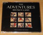 Adventures, The - Broken Land (3 CD Maxi Single)