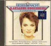 Rosenberg, Marianne - Lieder der Nacht (CD Album)