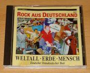Rock aus Deutschland ost: Weltall - Erde - Mensch (CD Sampler)