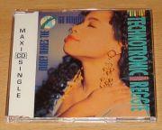 Technotronic - Money Makes The World Go Round (CD Maxi)