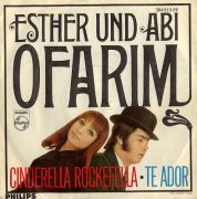 Ofarim, Esther und Abi - Cinderella Rockefella (7 Vinyl Single)