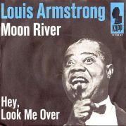 Armstrong, Louis - Moon River (7 Vinyl Single)