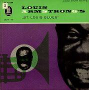 Armstrong, Louis - St. Louis Blues (7 Vinyl Single / e.p.)